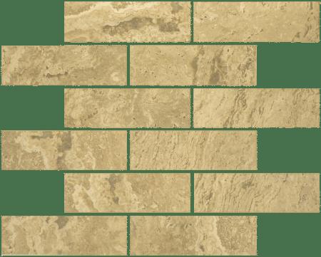 Antico 2×6 classic mosaic