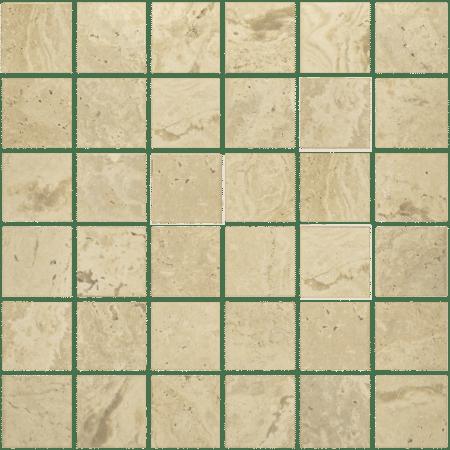 Antico 2×2 sand mosaic