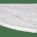 Scandola Marmi bianco carrara 18 inch seat 2