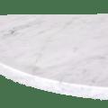 Scandola Marmi bianco carrara 9 inch shelf 2