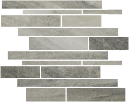 Evolution mica random mosaic