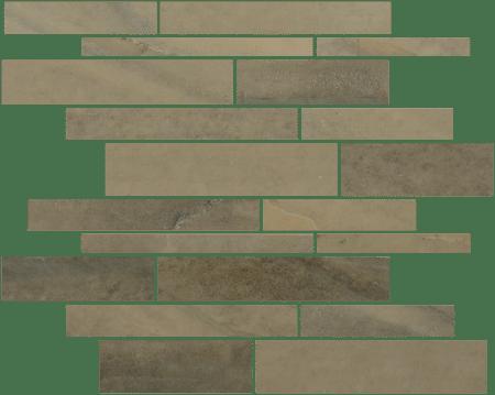 Evolution earth random mosaic