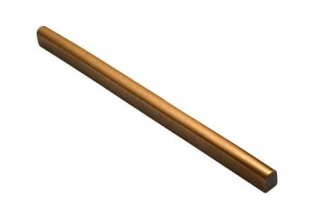 Arley Metals antique mini bronze pencil