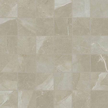 Classic 2×2 pulpis grey mosaic