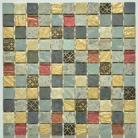 Milstone polinyo mosaic