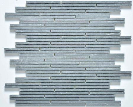 Milstone nitay black slate mosaic