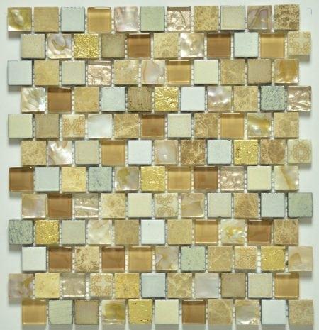 Milstone eden mosaic