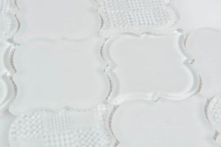Studio S chenille arabesque mosaic