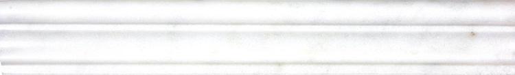 arleystone marble 2x12 chair rail bianco venatino honed